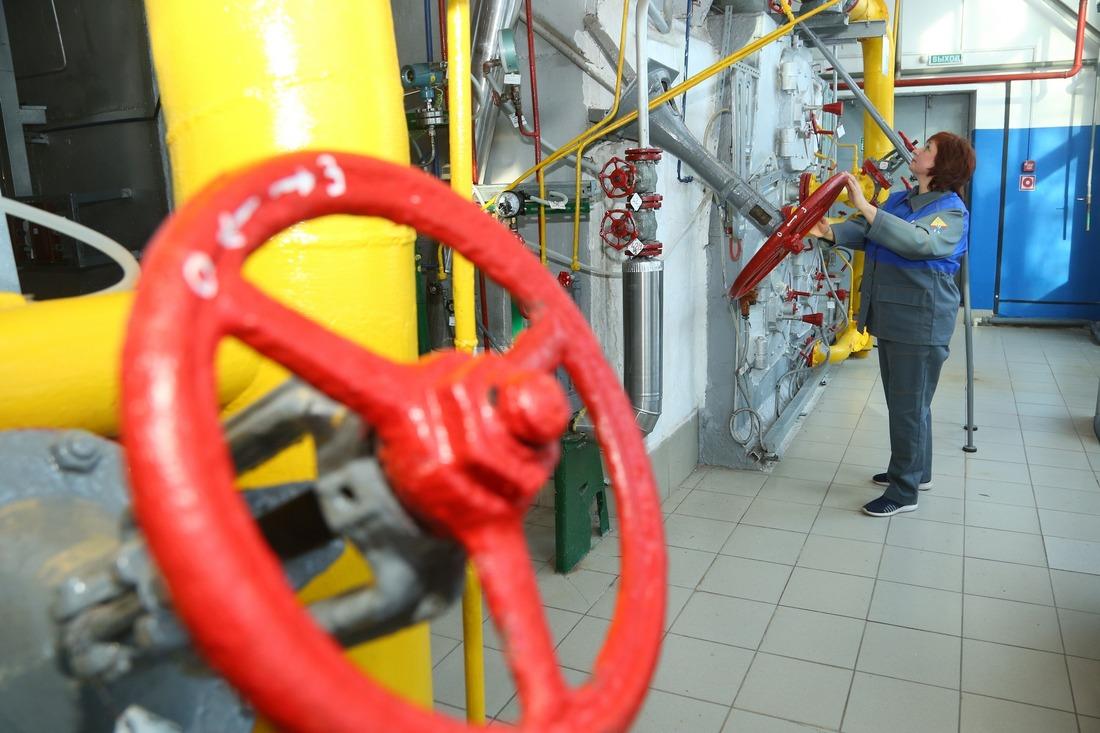 Котельная газопромыслового управления