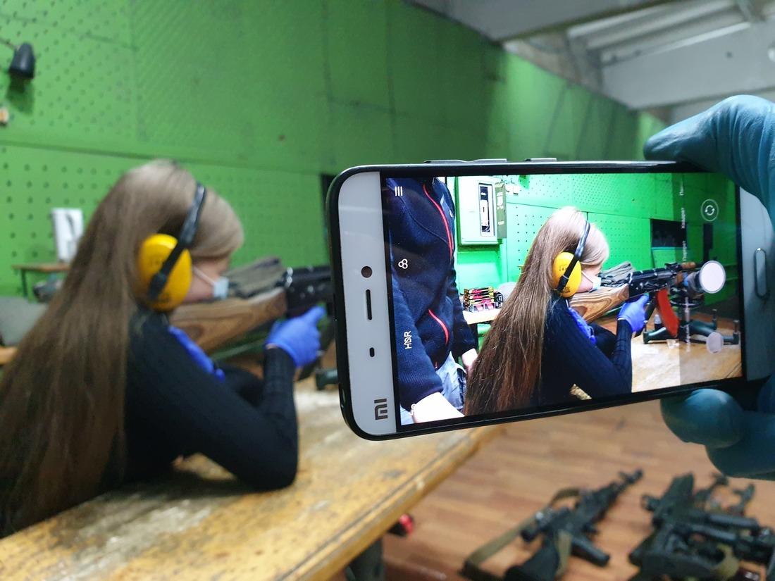Пулевая стрельба требует собранности, внимательности ихорошей физической подготовки