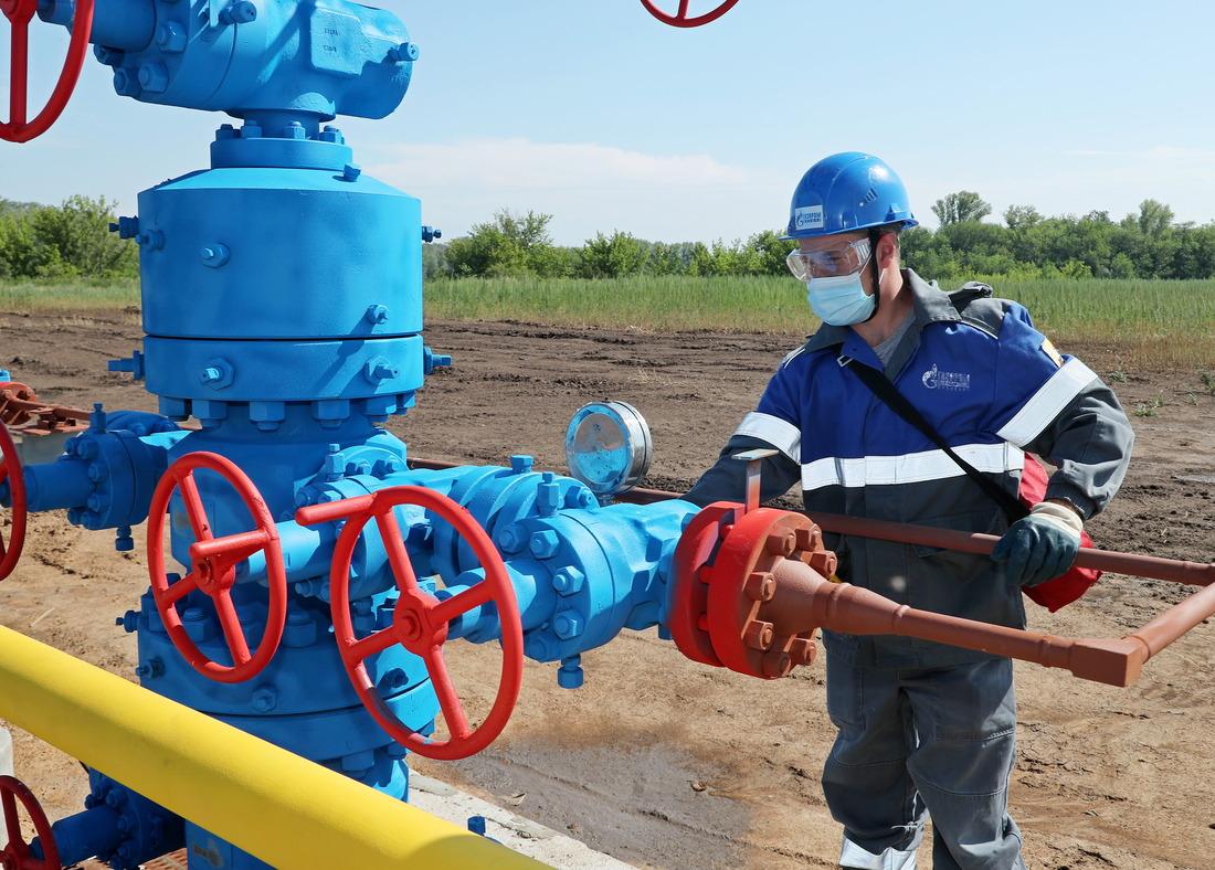 Основная часть текущих извлекаемых запасов ООО«Газпром добыча Оренбург» насегодня приурочена кинтенсивно разрабатываемому Оренбургскому НГКМ