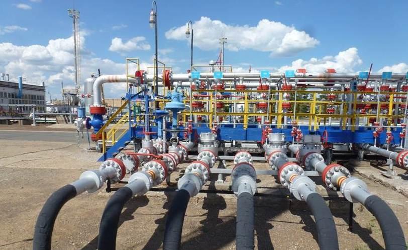 Опытно-промышленные испытания плакированной трубной продукции наустановке комплексной подготовки газа №6