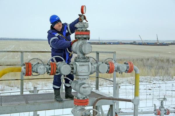 Запасов скважины достаточно, чтобы обеспечить газом село с1,5-тысячным населением