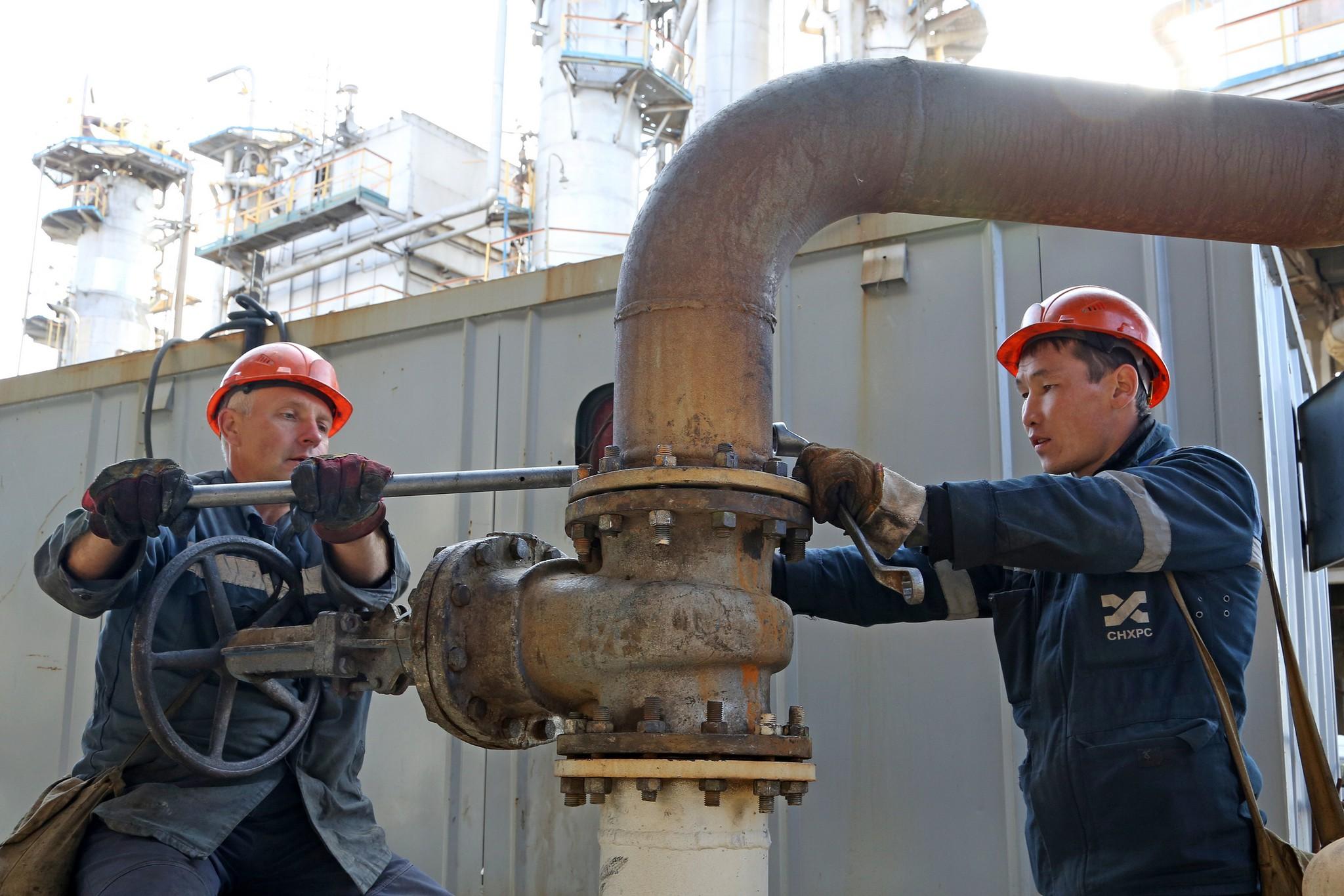 открытие арматуры закрытие на трубопроводах запорной технологиечских